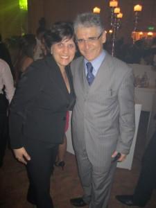 Cristina Quadrini e Roberto Cohen
