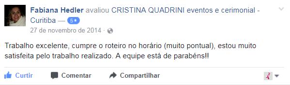 depoimento Fabiana