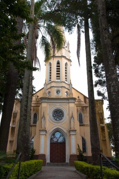 Igreja do Redentor Em Curitiba