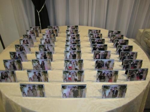 Foto lembranças em porta retrato