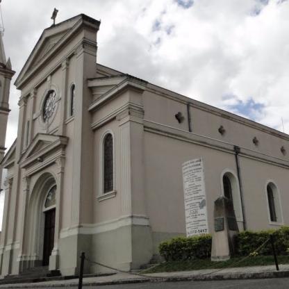 Igreja São José em Sta Felicidade